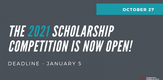 2021 Scholarship competition