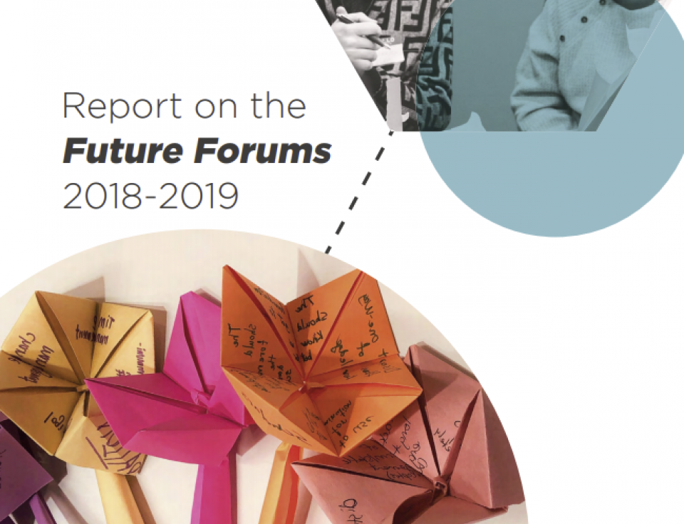 report on the future forums 2018-2019